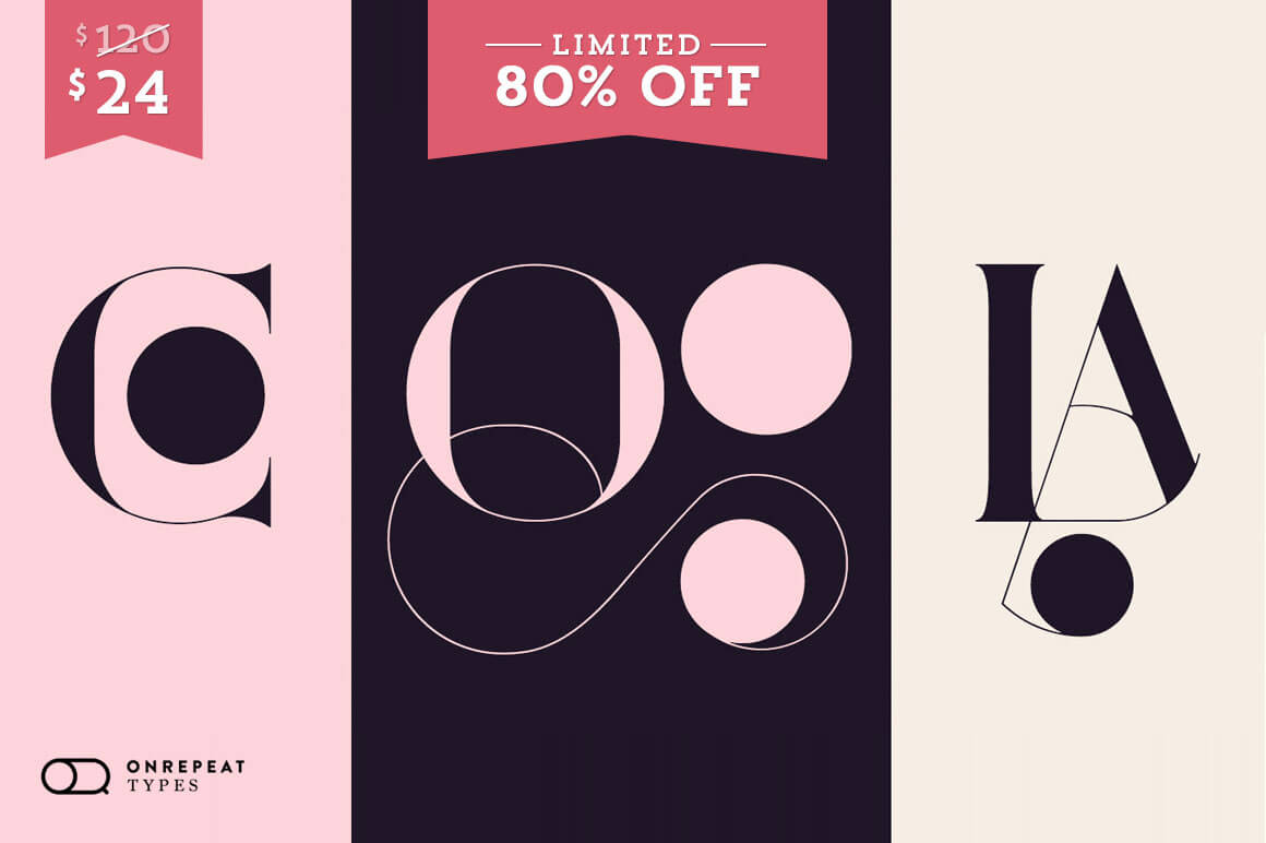 Port Vintage Font: 10 High End Luxurious Fonts