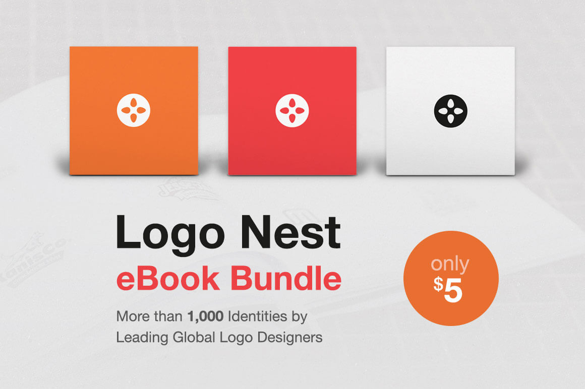 Logo Nest eBook Bundle - only $5!