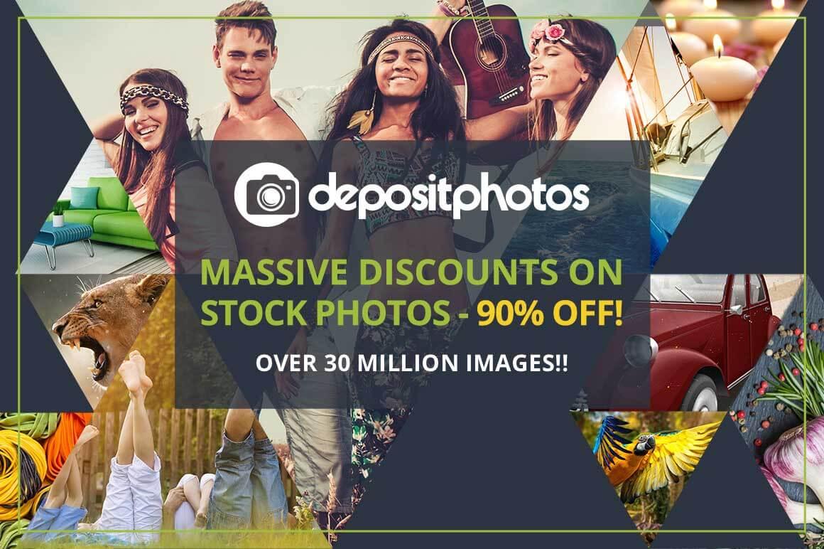 Massive Discounts on Stock Photos - 90% off!