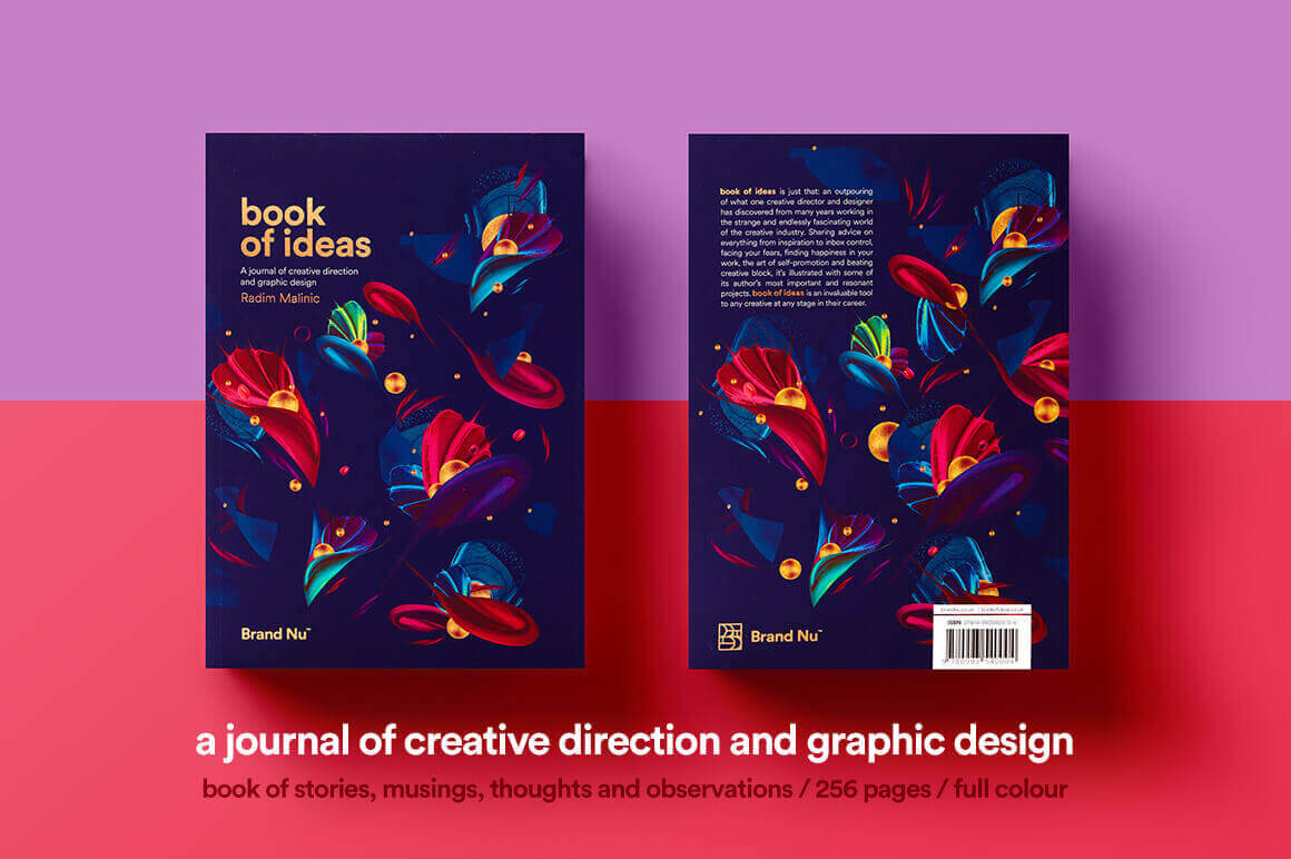 Focus Your Creative Direction with the Beautiful Book of Ideas - only $19!