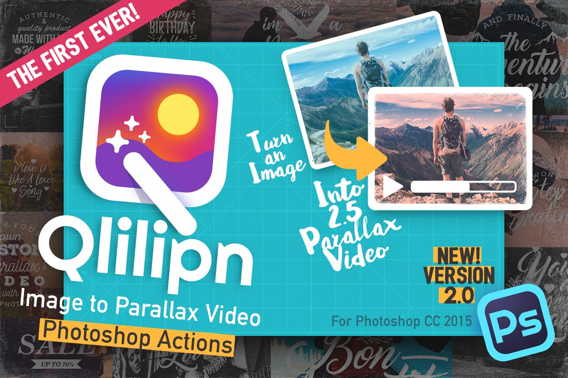Convert Static Images to 2.5D Parallax Videos for Instagram - only $7!