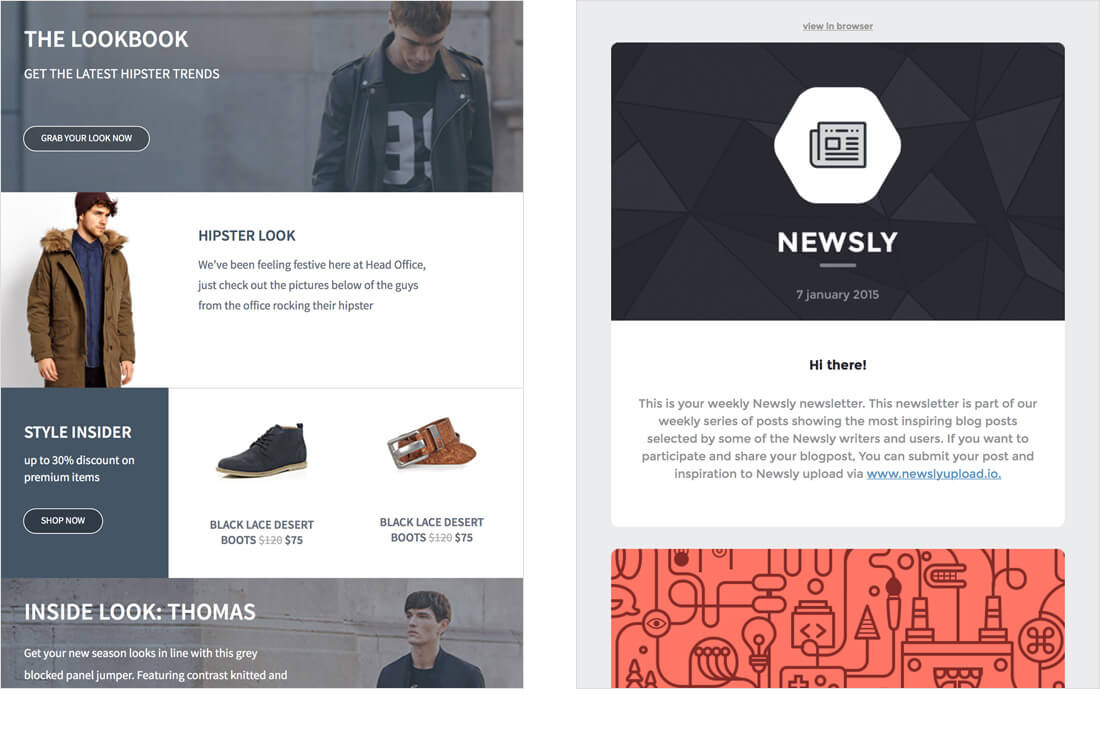 stampready discount 95 off premium newsletter templates