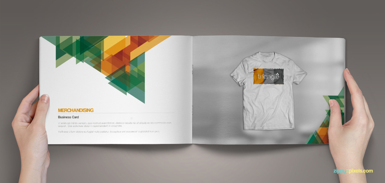 Bundle of 10 Brand Book Templates from ZippyPixels for 84% OFF ...