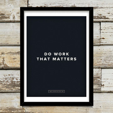 Modern Motivational Posters - only $22! - MightyDeals