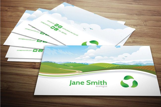 Deal of the week 40 ready to print business card templates only 15 take a look at the 40 business card templates included in this deal reheart Gallery