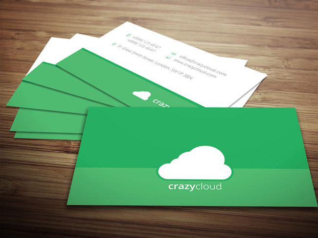 ... : 40 Ready-to-Print Business Card Templates - only $15! - MightyDeals