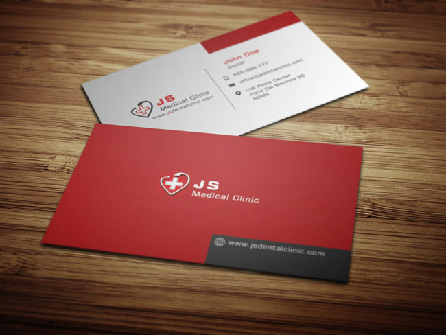 LAST DAY: 40 Ready-to-Print Business Card Templates - only ...