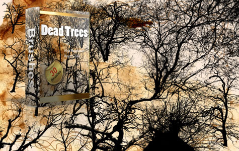 Dead Tree Brushes