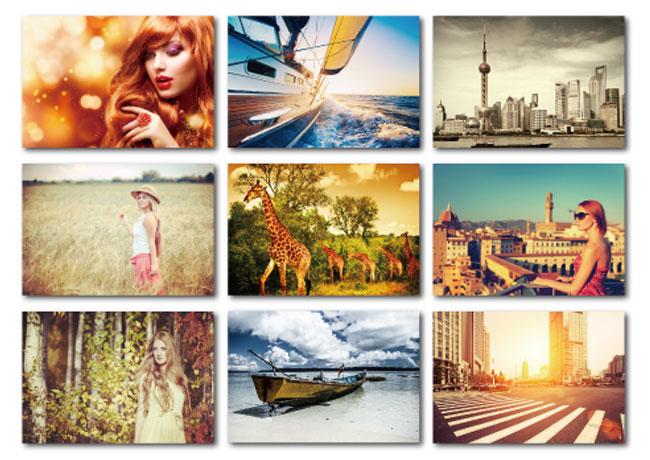 Photo Effect Studio: software per effetti fotografici Photo Effect Studio: software per effetti fotografici combined large