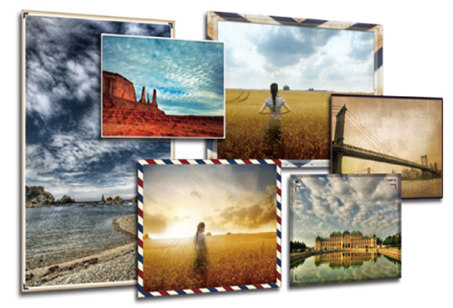 Photo Effect Studio: software per effetti fotografici Photo Effect Studio: software per effetti fotografici frames large
