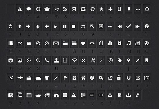 Icon Font