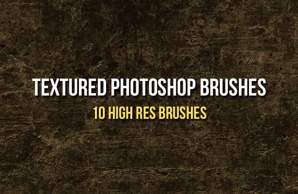 Textured Brushes