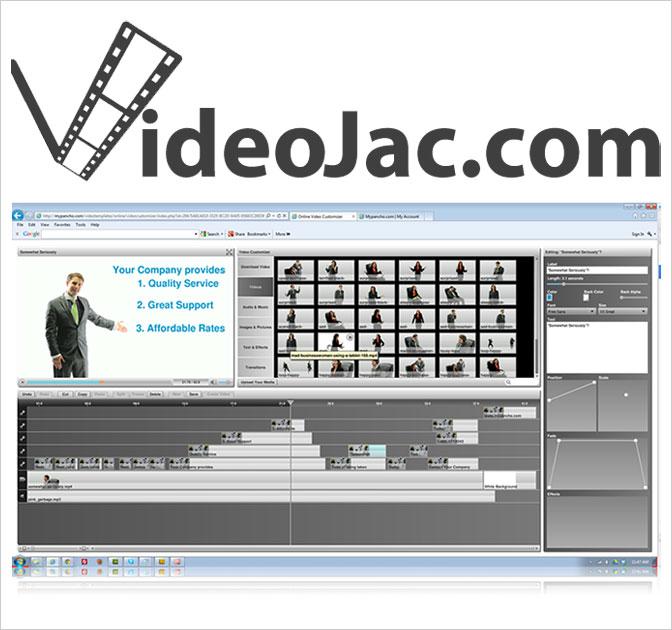 Video Marketing Agency Website