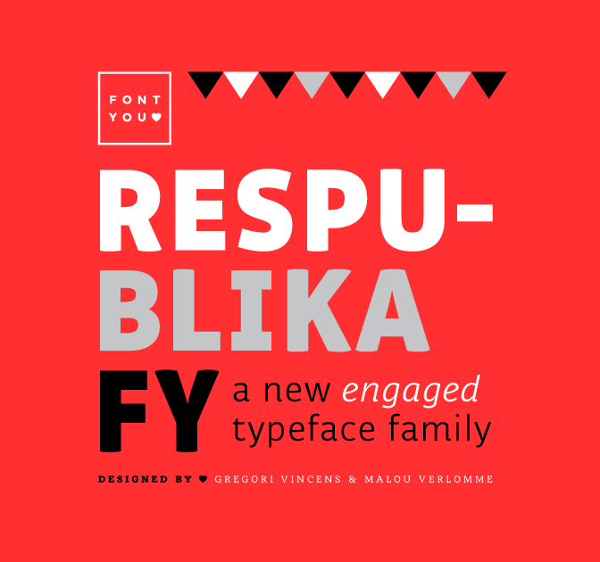 Respublika Font Family (10 styles) - 88% off!