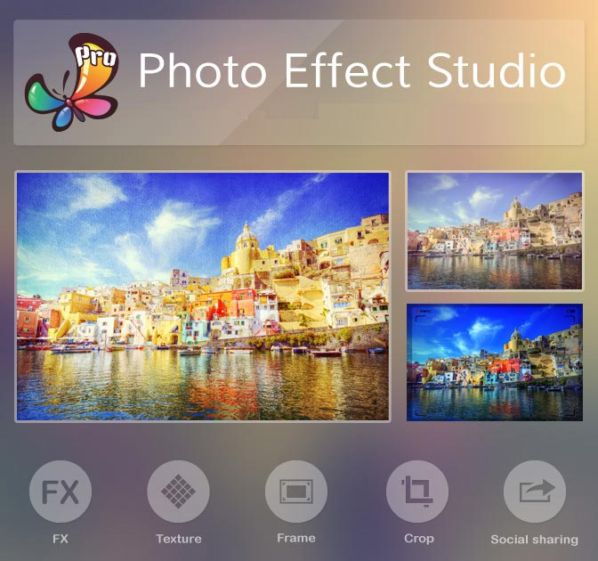 Download the latest version of Photo Effects Studio free in English on CCM