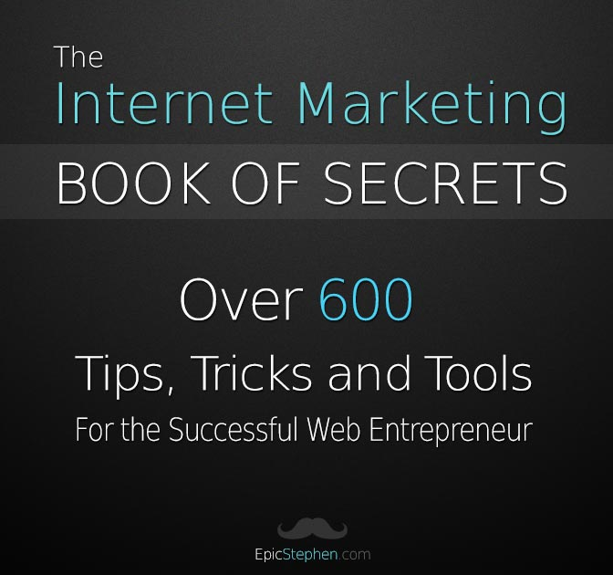 Over 600 Secrets, Tips and Tricks for Marketers  - only $8!