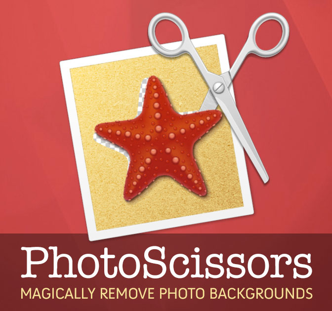 Remove Image Backgrounds with PhotoScissors (Win/Mac) - only $9.97!