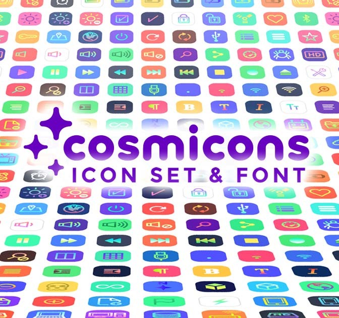 900+ Unique, Handcrafted Icons + Bonuses - only $7.97!