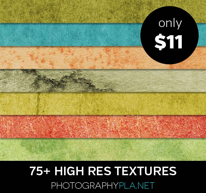 75+ High-Res Textures from Photographypla.net - only $11!