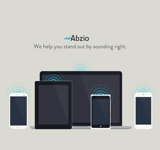 100+ High-Quality Sound Effects from Abzio - only $9!