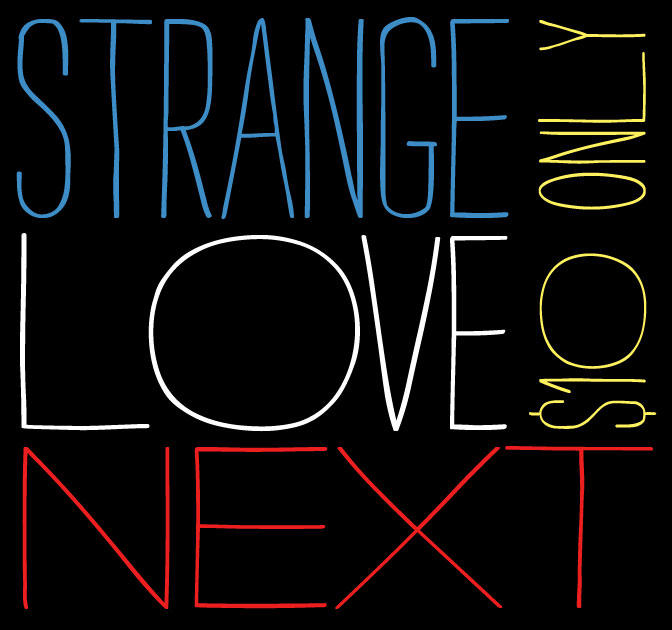 Strangelove Next Font Family (thin + condensed) – only $9!