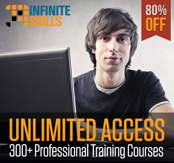 Unlimited Access To 300+ Professional Training Courses - from $15!