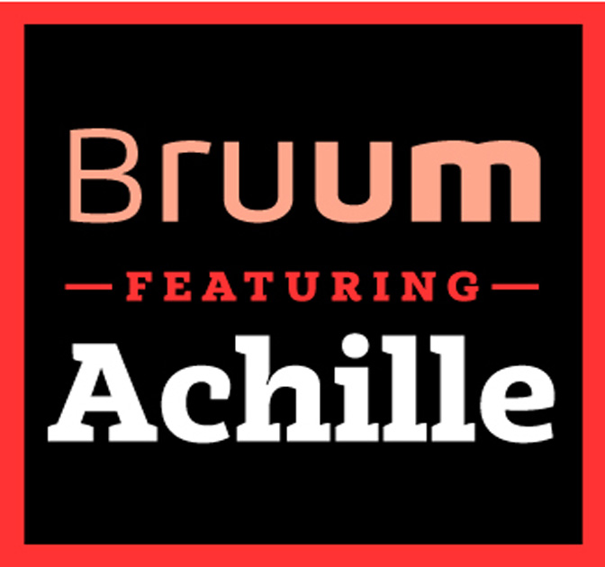 Mini Font Bundle: Achille + Bruum - only $37!