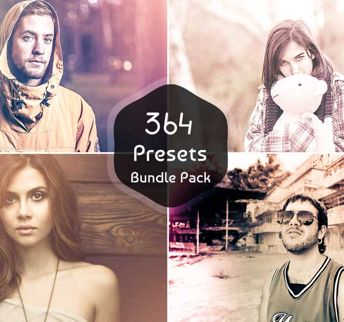 350+ Stunning Lightroom Presets from Symufa - only $12!
