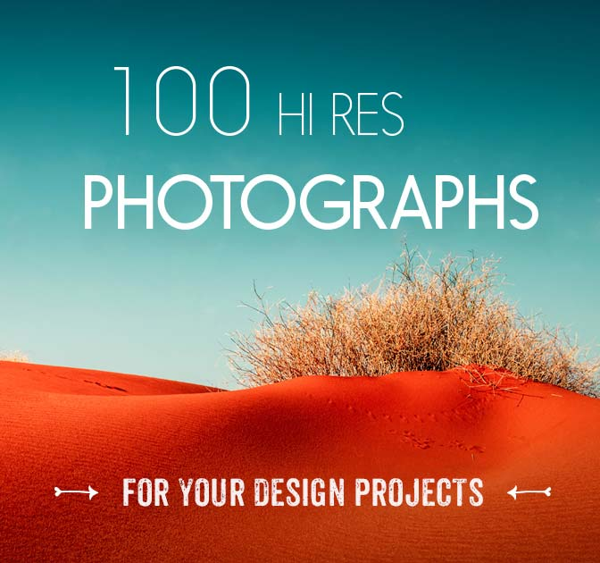 100 Super Hi-Res Urban, Nature and Landscape Photos - only $8!