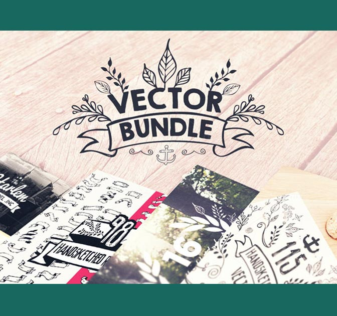 225+ Vector Designs from LayerForm - only $11!