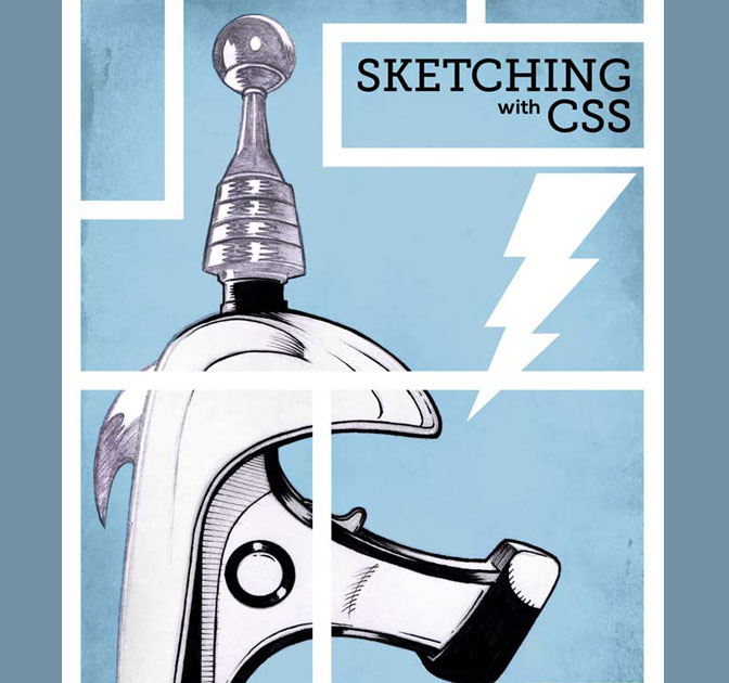 eBook: Sketching with CSS - only $14!